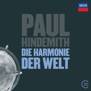 Paul Hindemith • Die Harmonie der Welt • CD