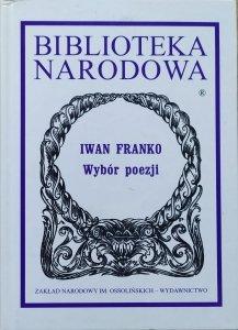 Iwan Franko • Wybór poezji
