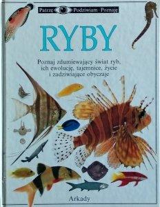 Steve Parker • Ryby [Patrzę Podziwiam Poznaję]