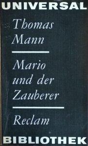 Thomas Mann • Mario und der Zauberer