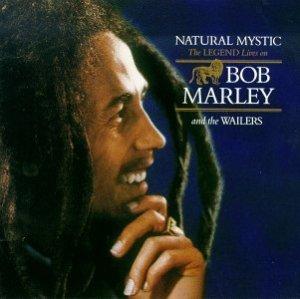 Bob Marley • Natural Mystic: The Legend Lives On • CD