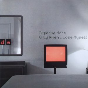 Depeche Mode • Only When I Lose Myself • CD