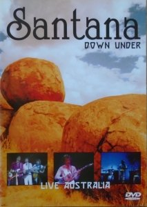 Santana • Down Under. Live Australia • DVD