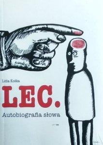 Lidia Kośka • Lec. Autobiografia słowa