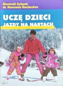Hannsjorg Held • Uczę dzieci jazdy na nartach