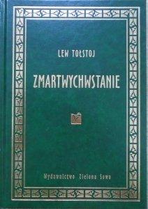 Lew Tołstoj • Zmartwychwstanie [zdobiona oprawa]