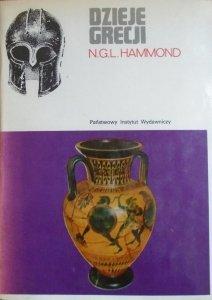 N.G.L. Hammond • Dzieje Grecji