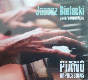 Janusz Bielecki • Piano Impressions • CD