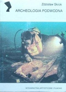 Zdzisław Skrok • Archeologia podwodna