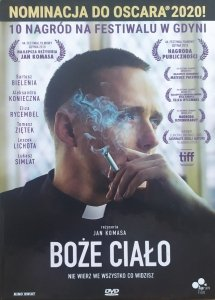 Jan Komasa • Boże Ciało • DVD