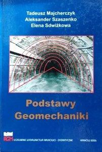 Tadeusz Majcherczyk • Podstawy geomechaniki