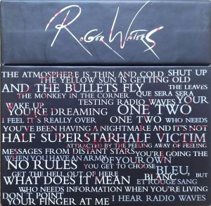 Roger Waters • The Collection Box • 7CD+DVD