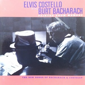 Elvis Costello, Burt Bacharach • Painted from Memory • CD
