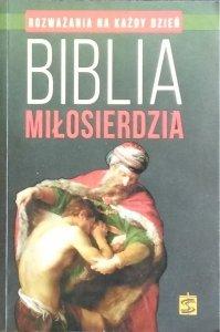 Marcin Cholewa • Biblia miłosierdzia