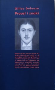 Gilles Deleuze • Proust i znaki
