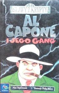 Alan MacDonald • Sławy z krypty. Al Capone i jego gang