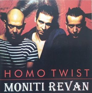 Homo Twist • Moniti Revan • CD
