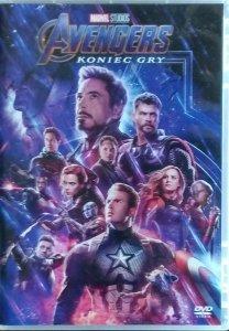 Joe Russo • Avengers: Koniec gry • DVD