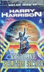 Harry Harrison • Narodziny Stalowego Szczura