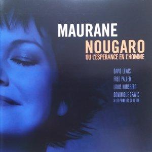 Maurane • Nougaro ou l'espérance en l'homme • CD