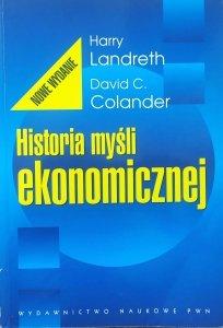 Harry Landreth, David Colander • Historia myśli ekonomicznej