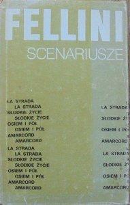 Federico Fellini • Scenariusze