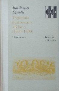 Bartłomiej Szyndler • Tygodnik ilustrowany Kłosy (1865-1890)