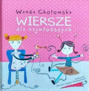Wanda Chotomska • Wiersze dla najmłodszych