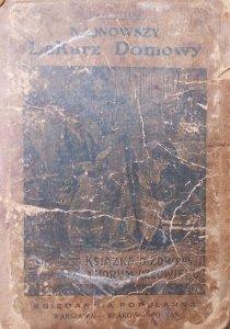 Dr. G.Muller • Najnowszy lekarz domowy czyli książka o zdrowym i chorym człowieku. Najbogatszy zbiór udoskonalonych starych i nowych środków domowych i rodzajów przyrodoleczniczych na wszystkie choroby