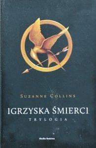 Suzanne Collins • Igrzyska śmierci. Trylogia