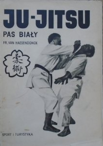 Fr. van Haesendonck • Ju-Jitsu. Pas biały