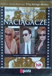 Stephen Frears • Naciągacze • DVD
