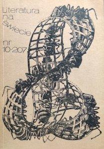Literatura na świecie 10/1988 • Douglas R. Hofstadter, Susan Sontag, Umberto Eco