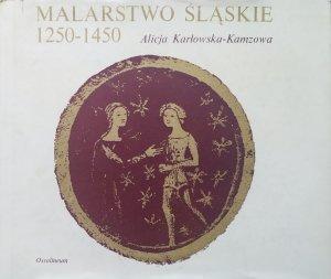 Alicja Karłowska-Kamzowa • Malarstwo śląskie 1250-1450