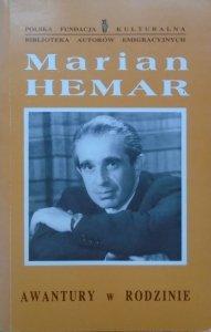 Marian Hemar • Awantury w rodzinie