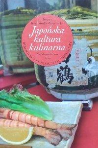 Iwona Kordzińska-Nawrocka • Japońska kultura kulinarna