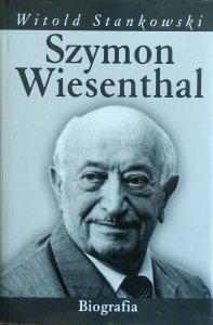 Witold Stankowski • Szymon Wiesenthal [dedykacja autorska]