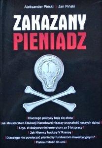 Aleksander Piński i Jan Piński • Zakazany pieniądz