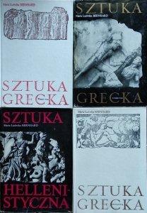 Maria Ludwika Bernhard • Sztuka grecka [komplet]