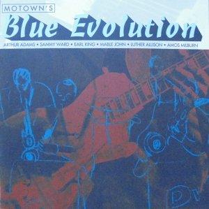 Various Artists • Motown's Blue Evolution • CD