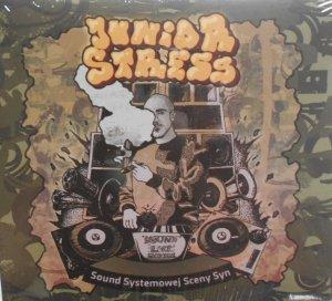 Junior Stress • Sound Systemowej Sceny Syn • CD