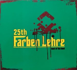 Farben Lehre • 25th Best Of The Best • 2CD