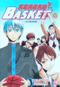 Tadatoshi Fujimaki • Kuruko's Basket 1