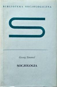 Georg Simmel • Socjologia