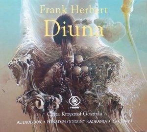 Frank Herbert • Diuna [audiobook]