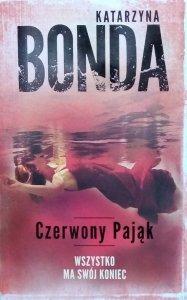 Katarzyna Bonda • Czerwony Pająk