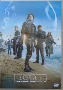 Gareth Edwards • Łotr 1. Gwiezdne wojny - historie • DVD