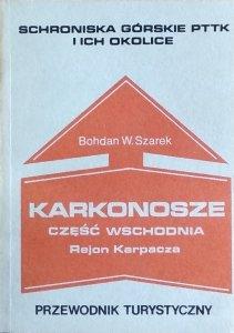 Bohdan Szarek • Karkonosze. Część wschodnia