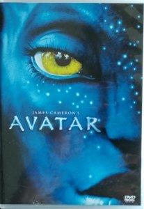 James Cameron • Avatar • DVD