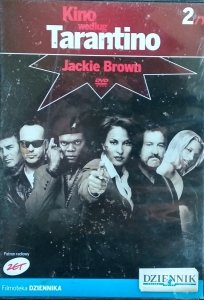 Quentin Tarantino • Jackie Brown • DVD